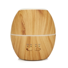 Aroma Essential Oil Diffuser Ultrasonic Cool Mist Humidifier Air Purifier 7 Color Change Led Night Light For Office Home Uk Pl