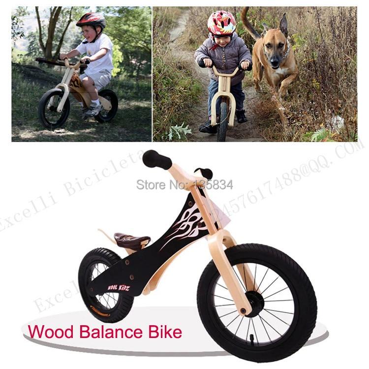 Bike Girls Toys For Birthdays : Baby two wheels wood balance bike for years age