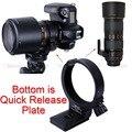 Lente tripé Ring RT-1 titular suporte de câmera colar com Arca Fit placa de liberação rápida para Nikon AF-S 300 mm F / 4E PF ED VR