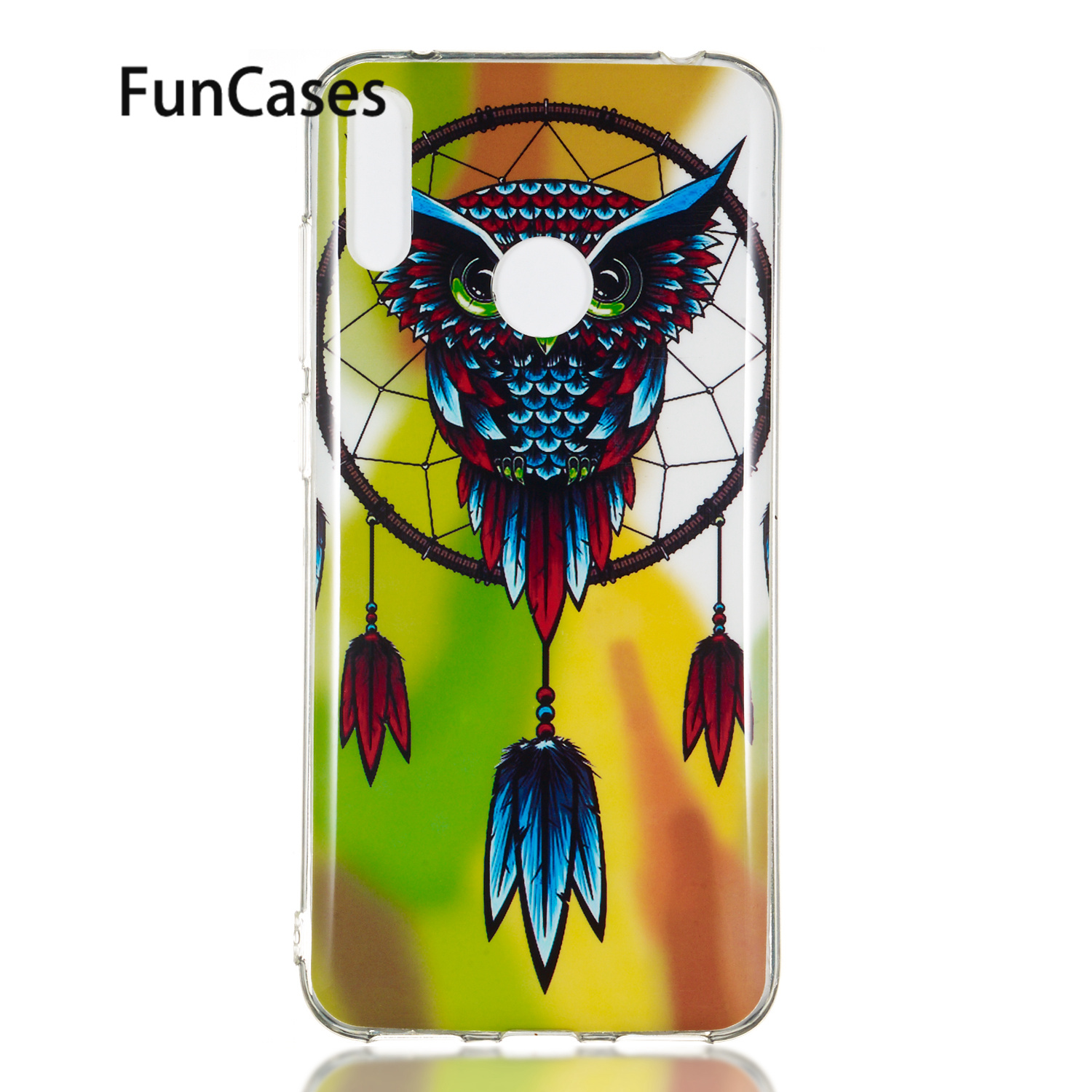 <font><b>Cases</b></font> For <font><b>Huawei</b></font> Y6 Pro <font><b>2019</b></font> Soft Silicone Shell For <font><b>Huawei</b></font> etui Enjoy 7S 9 Honor 10 Lite Mate Pro 20 Nova 3i P20 P30 P9 Mini <font><b>Y7</b></font> image
