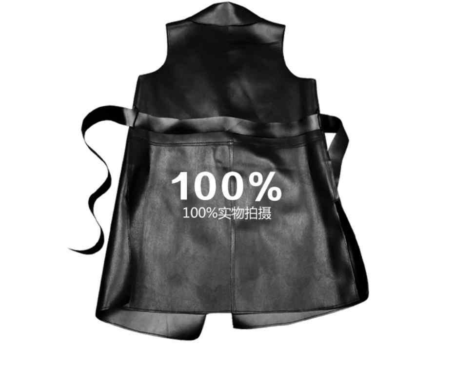 Frühling Neue Mode Mädchen Kleidung Baby Weste kinder PU Leder Weste Sleeveless doppelseitige Leder Strickjacke Mantel Y601