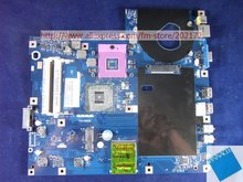 Laptop Motherboard for GATEWAY NAV51 MB.NAK02.001 (MBNAK02001) PAWF5 L32 (NAWF3) LA-4854P 100% tested good