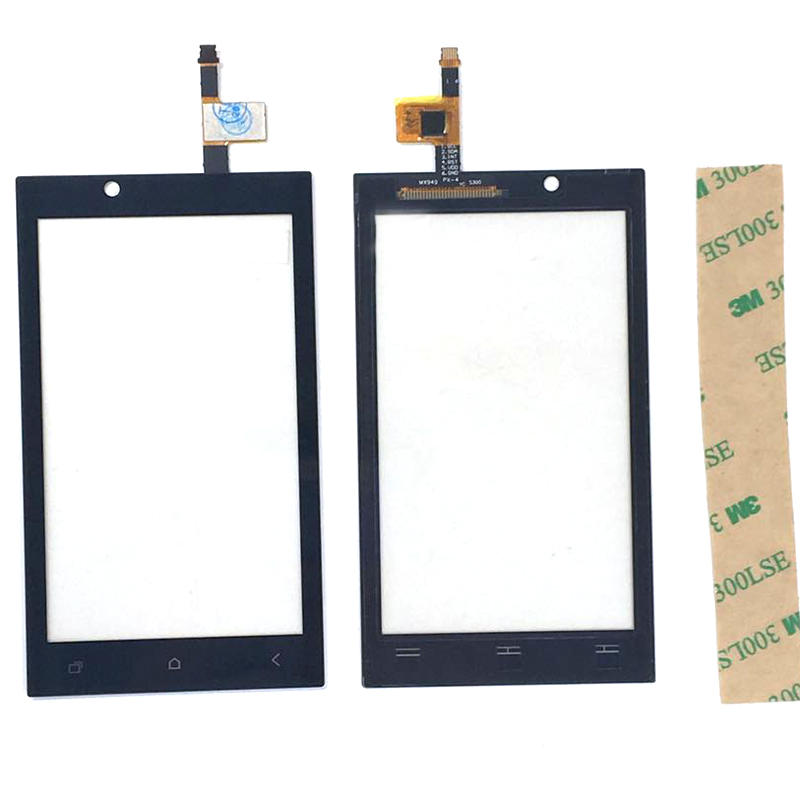 High Quality For Micromax S300 Touch screen Digitizer front glass replacement + 3m stickerHigh Quality For Micromax S300 Touch screen Digitizer front glass replacement + 3m sticker