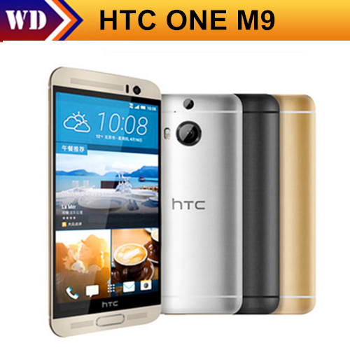 "bilder für HTC One M9 Original Unlocked GSM 3G & 4G Android Quad-core RAM 3 GB Handy 5,0 ""WIFI GPS 20MP 32 GB dropshipping"