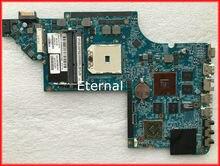 665281-001 for Hp Pavilion DV6 DV6-6000 665281-001 laptop motherboard socket fs1 100% tested