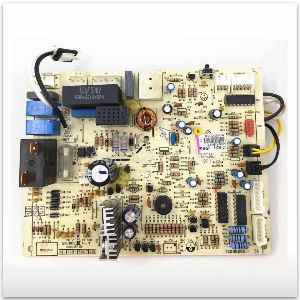 95% new for Air conditioning computer board circuit board 30138049 30138284 M809F3H GRJ809-A good working tle4729g automotive computer board