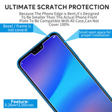 For Huawei P20 Lite Glass P20 Pro Film For Huawei P10 Lite Tempered Glass P20 P10 P9 Lite 9H Screen Protector Honor 8 Lite Glass(China)