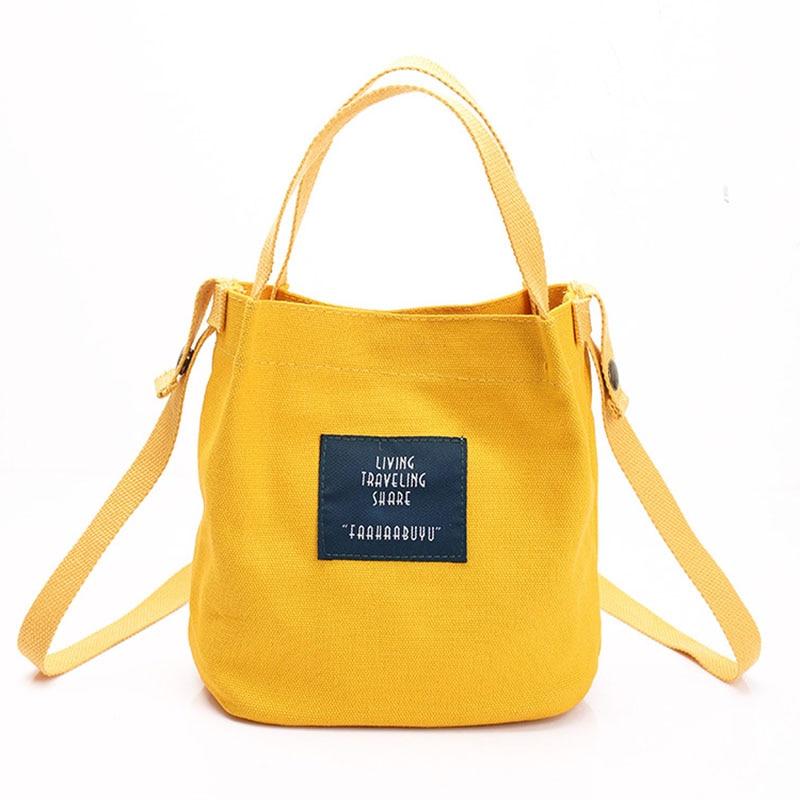 Multifunction Women Canvas Shoulder Bags Ladies Handbag messenger bags female large capacity totes crossbody bags shopping bag