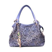 Hot Casual PU sac à main En Cuir sac de mode loisirs épaule évider une femme messenger sac dîner forfaits