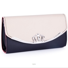 Fashion Women envelope clutch small bag ladies evening bag Women's Handbag Shoulder Bag female Messenger Bag Clutches brand