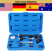 1 Set Diesel Fuel Injection Pump Timing Indicator Tool Kit Set for Renault Carbon Steel Diesel Pump Timing(China)