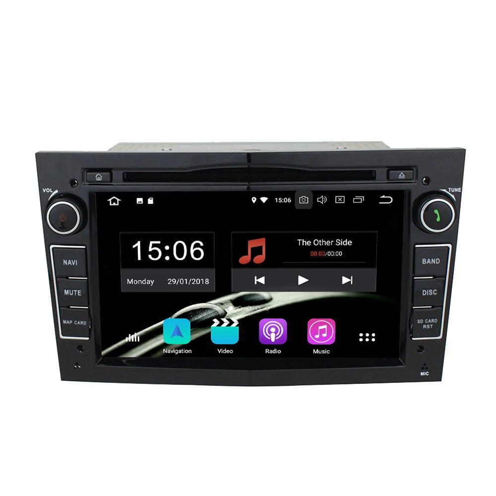 Android 8.0.0 7 ''Octa Core 4 ГБ Оперативная память 32 ГБ Встроенная память 2DIN автомобильный DVD gps Радио Стерео Navi для opel Astra/Antara/Vectra/Corsa/Meriva/Vivaro