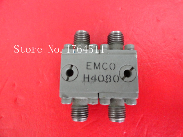 [BELLA] EMCO H4080 4-8GHz Coup:3dB SMA Supply Bridge