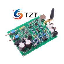 Assembeld HIFI Sans Perte WM8740 + PCM2706 USB DAC Conseil avec Bluetooth Récepteur