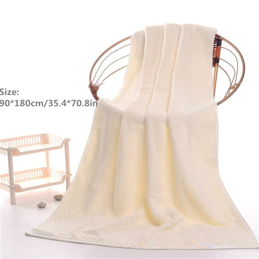 90*180cm Luxury Egyptian Cotton Bath Towels for Adults,Extra Large Sauna Terry Bath Towels,Big Bath Sheets Towels