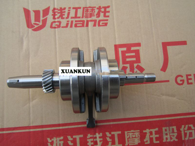 XUANKUN QJ150-19A Crankshaft Connecting Rod Double Balanced Hole клатч dorothy perkins dorothy perkins do005bwmcg71