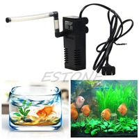 300L H Quiet Safe Internal Submersible Aquarium Fish Tank Filter Filtration Pump