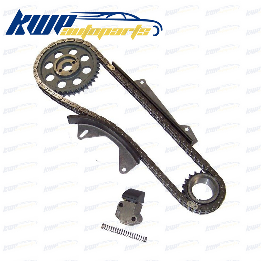 Timing Chain Kit Fits For 05 10 Nissan 40l Pathfinder Frontier Ford 2006 5 4 Tensioners New 80 86 200sx 720 20l Sohc