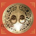 Armário de cozinha Lida Com Gaveta Lidar Com Oferta Especial Ilha Fechaduras De Portas de Cobre Alça Db-185 Antiga Chinesa 14 cm frete Grátis