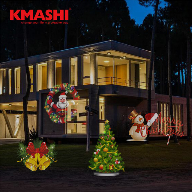 Aliexpress  Buy Kmashi Projector Lights 16 Pattern Gobos - christmas decoration projector