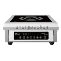 Induction Cooker restaurant soup stove high power desktop 6000w canteen electromagnetic Flat induction cooker 220V 1PC