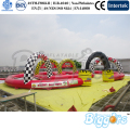 Inflatable Biggors Funny Inflatable Karting Car Track Inflatable Air Track for Sale Shipping by Sea