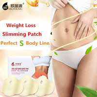 Lose Weight Slimming Patch Slim Sticker Navel Stick Burning Fat Strong Efficacy For Diet Anti Cellulite