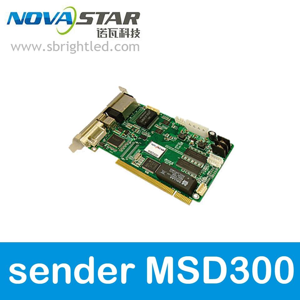 NOVASTAR MSD300 nova envoyant la carte pour l'écran de mur visuel - Accueil audio et vidéo - Photo 1