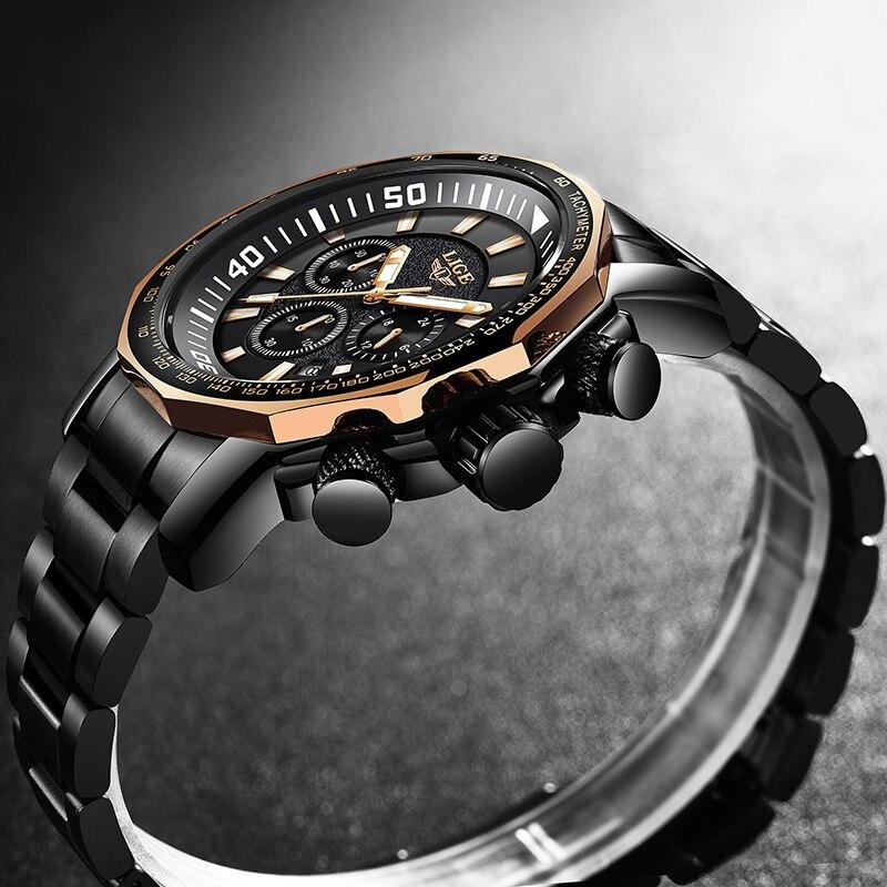 9809244839b Descrição -100% Novo Com Etiqueta E de Alta Qualidade -Top Marca de Luxo de  Alta Qualidade Dial Design