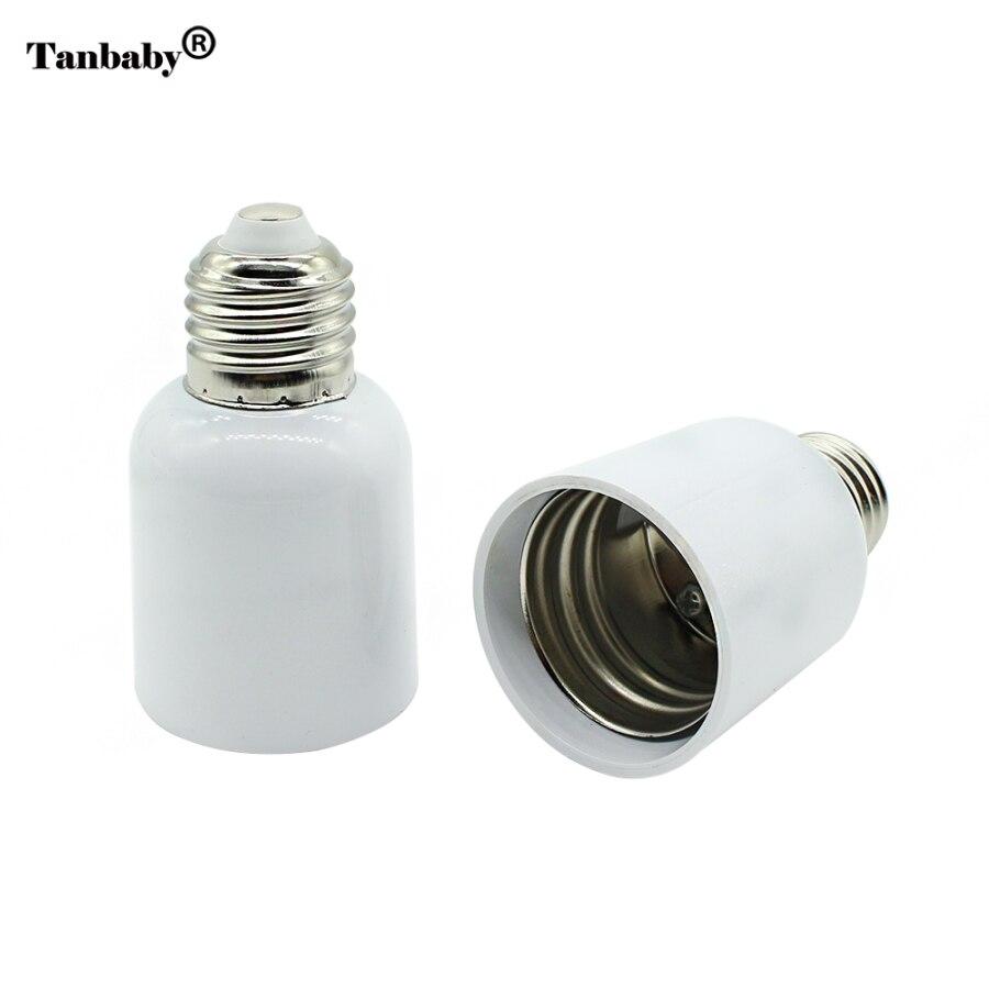Tanbaby High Quality Led Adapter E27 To E40 Lamp Holder Converter Lampu Usb Sikat Fleksibel Berkualitas Tinggi Adaptor Untuk Penahan Konverter Soket Ringan Bohlam