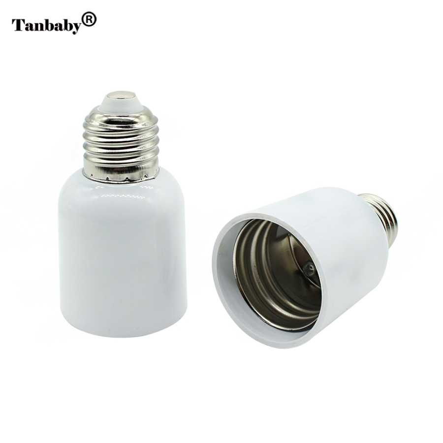 High Quality LED Adapter E27 to E40 Lamp Holder Converter Socket Light Bulb Lamp Holder Adapter Plug Extender Led Light