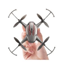 UFO-shaped RC Helicopter MJX X904 2.4G headless mode of remote control mini aircraft with light One Key to Return 360 eversion
