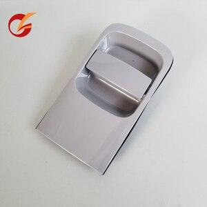 Image 3 - use for hyundai h1 grand starex i800 sliding door outside handle black