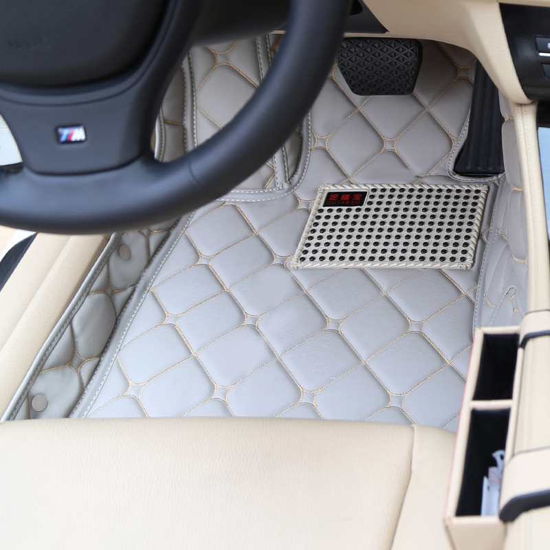 Full Cover Waterproof Durable Carpets Custom Left Hand Drive LHD Car Floor Mats For MG MG7 MG6 MG3SW MG3 MG5 GT IS GS