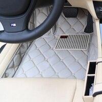 Full Cover Waterproof Rug Custom Left Hand Drive LHD Car Floor Mats For Mercedes Benz GLK300GLA200E260C180L S/C/GLE/CLA/GLS/G/R