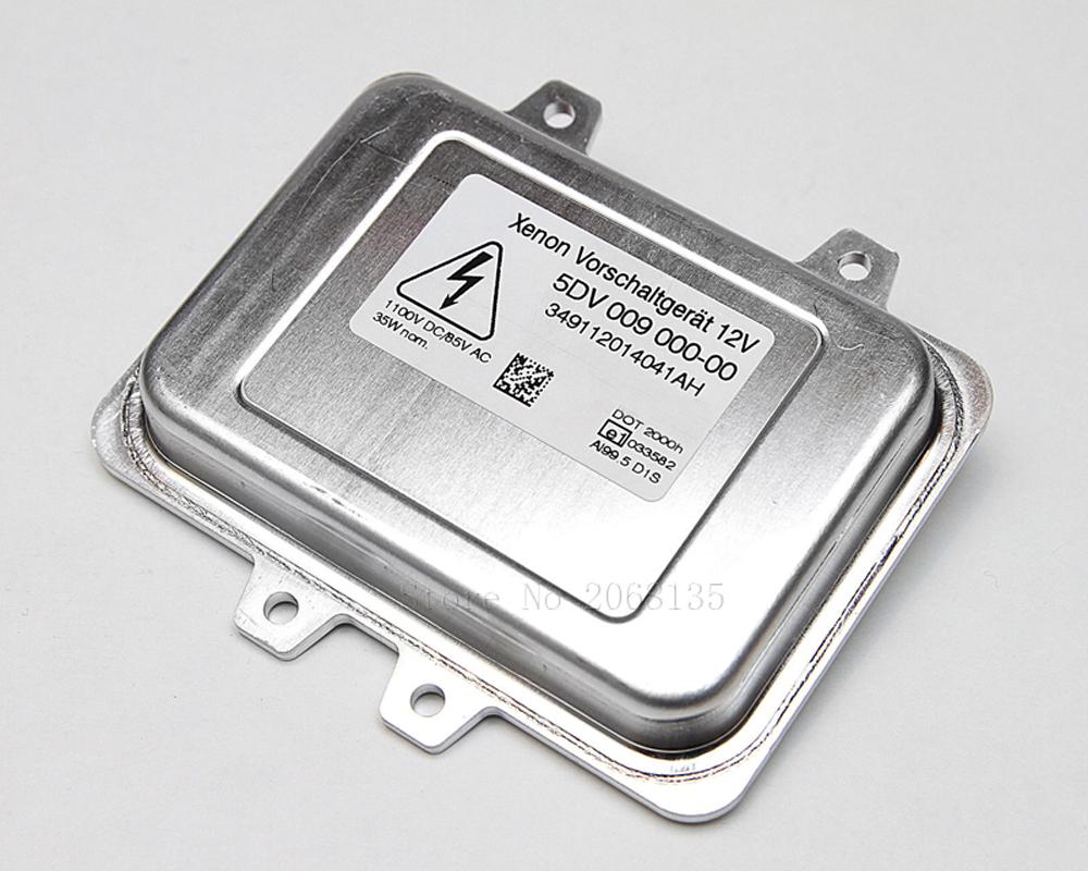 OEM:5DV 009 000-00 5DV00900000 63 12 6 937 223 / 63126937223  D1S Xenon HID Headlight Ballast Unit Module