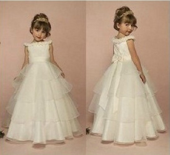 27dce99f95 Party Cosplay Costume Supplier Cute Little Girl Bridesmaids Skirt Princess  Dress