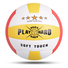 2019 Professional Soft Touch Volleyball Handball Match Training Official Volley Ball Size Weight Men Women voleyball voleibol