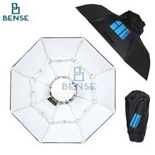 "Radar blanco Octagon Softbox 28 ""Bowens Monte Speedring Photo Studio Strobe Flash"