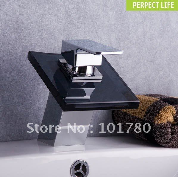 Free shipping fashion copper basin faucet,Single hole water faucet