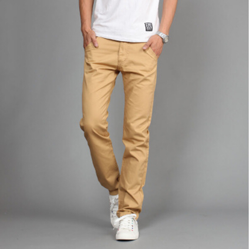 Aliexpress.com : Buy RUBU New Design Casual Men pants Cotton Slim ...