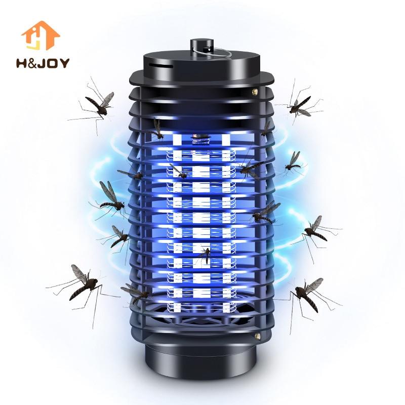 Electronics Mosquito Killer LED Electric Bug Zapper Lamp Anti Mosquito Repeller EU&US Plug Electronic Mosquito Trap Killer