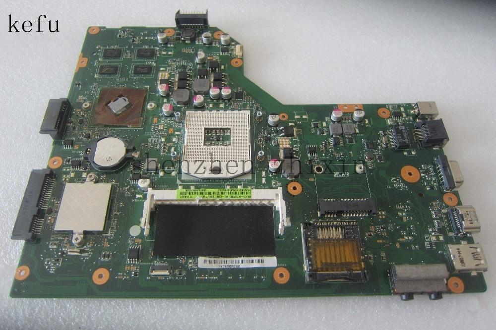 все цены на The laptop motherboard for ASUS K54H X54H X54LY K54LY motherboard K54LY REV:2.0 With graphic HD6470 1G PGA989 онлайн