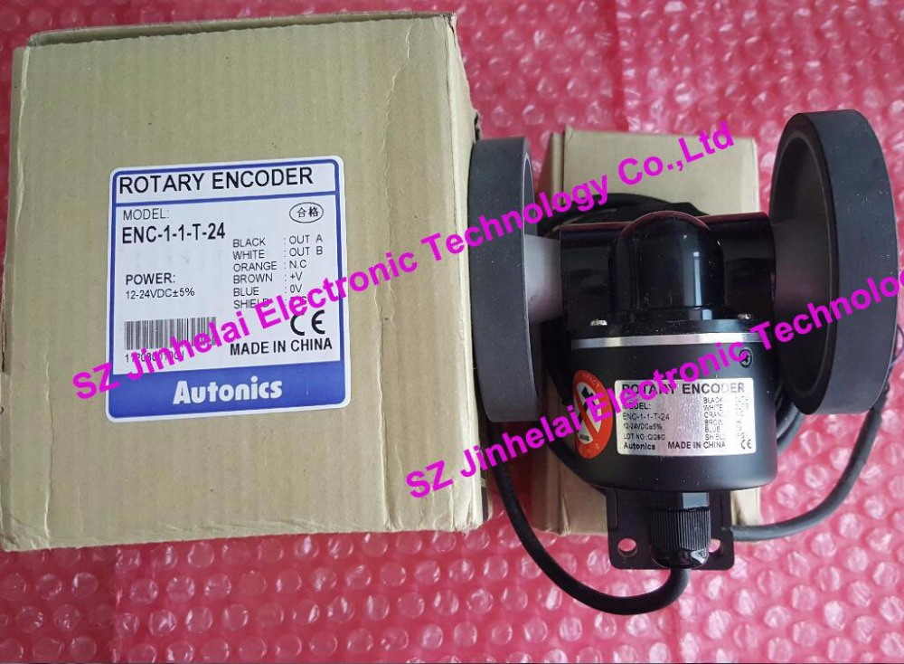 ENC-1-1-T-24  New and original  AUTONICS  Roller type encoderENC-1-1-T-24  New and original  AUTONICS  Roller type encoder