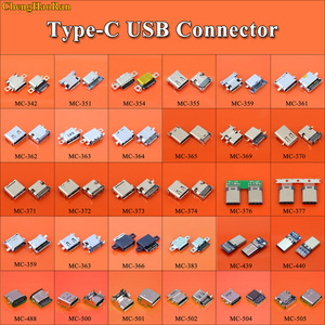Image 1 - 30 modèles femelle type c USB 3.1 Type C câble de données connecteur Port pour Moto XT1662 Letv LG Xiaomi 5 plus 4C Meizu Gionee