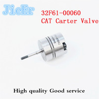 CAT Carter Control Valve 32F61 00060 [4 Cylinders] Common Rail Injector Valve for CAT 326 4740 injector