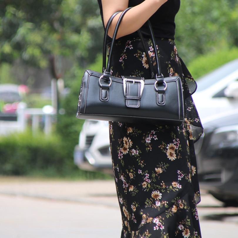 Фотография Leather Women Bag\Handbags Retro Tote Bag Fashion Simple Ladies