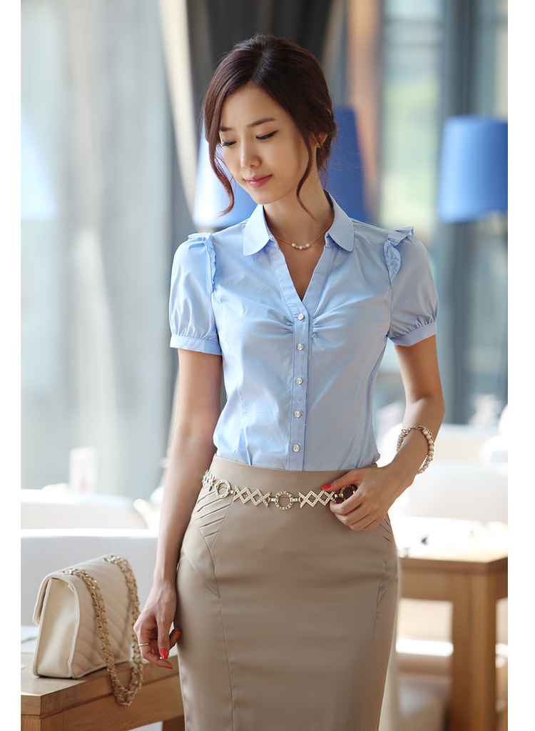 Online Shop Fashion Design Formal Wear 2014 New Office Lady ...