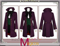 Black Butler Season 2 Earl Alois Trancy Uniform Cosplay Party Costume Full Set Custom-made