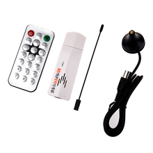 Practical- FM + DAB USB DVB-T + RTL2832U FC0013B SDR Antenna TV RADIO Receiver